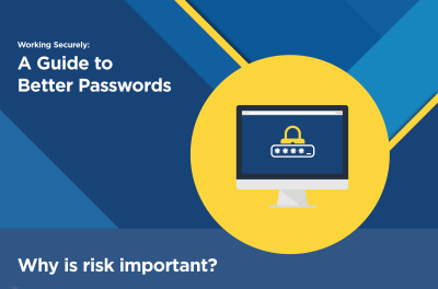 A Guide to Choosing Better Passwords:  e-learning module