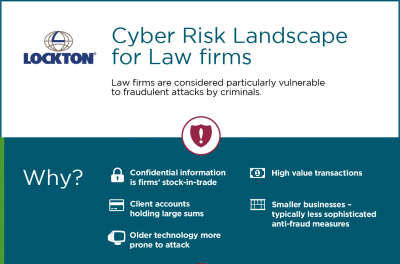Why law firms must focus on information security & cyber crime