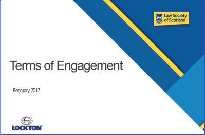 Terms of Engagement - webinar