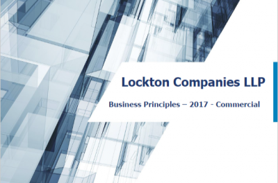 Lockton Terms of Business